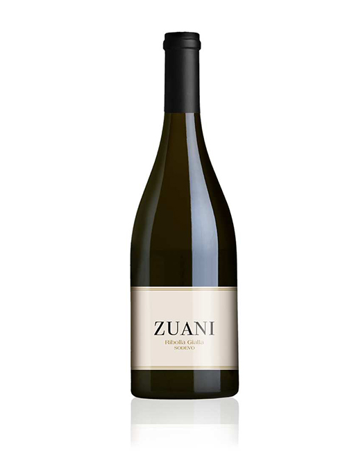 Vino - ZUANI RIBOLLA GIALLA 075 DOC COLLIO