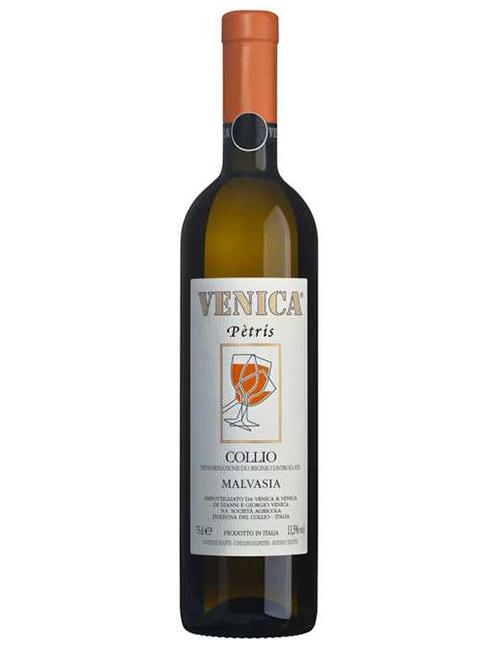 Vino - VENICA PETRIS MALVASIA 075 DOC '18