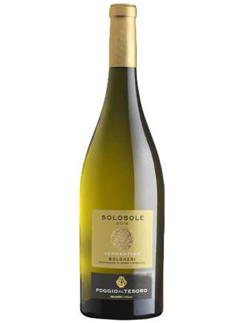 Vino - SOLOSOLE VERMENTINO 075 DOC '18