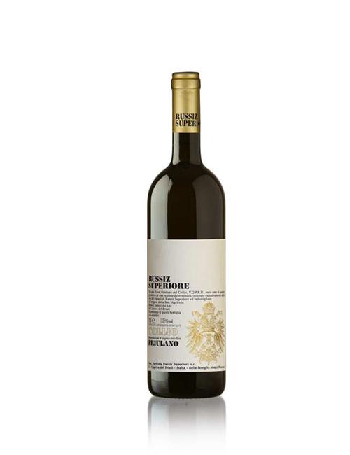 Vino - RUSSIZ SUP. FRIULANO COLLIO DOC '18 075