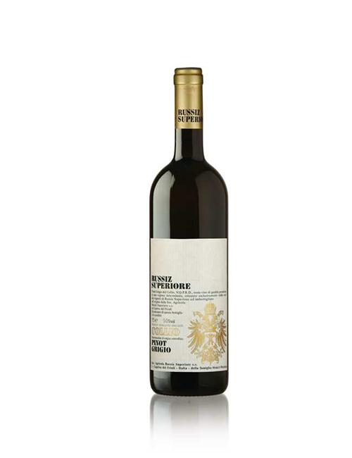 Vino - RUSSIZ SUP.PINOT GRIG.COLLIO DOC'18 075