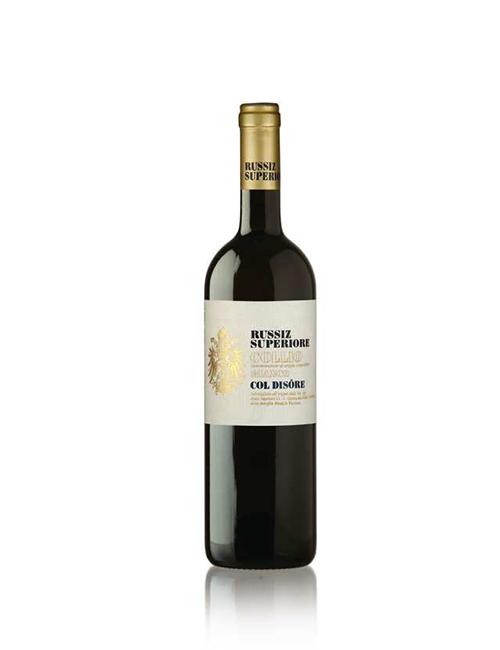 Vino - RUSSIZ SUP.PINOT BIANCO COLLIO DOC'18 075