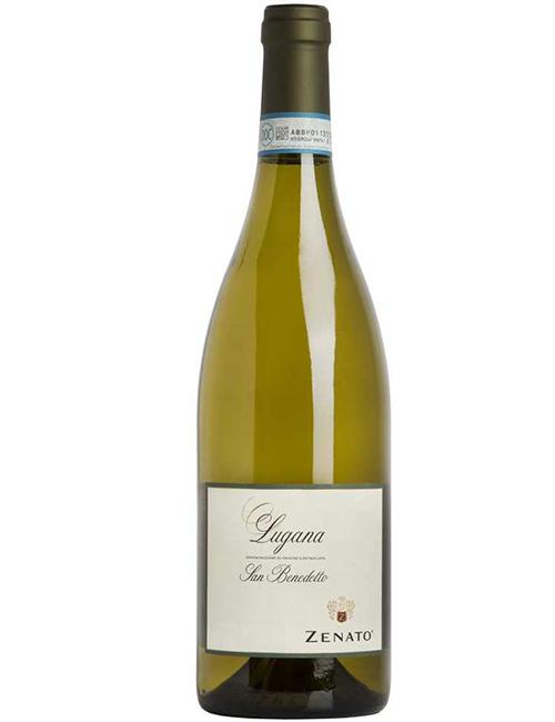Vino - ZENATO LUGANA DOC SAN BENEDETTO '18 075