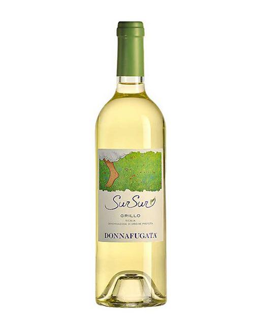 Vino - DONNAFUG.SUR SUR GRILLO SICILIA DOC '18 075