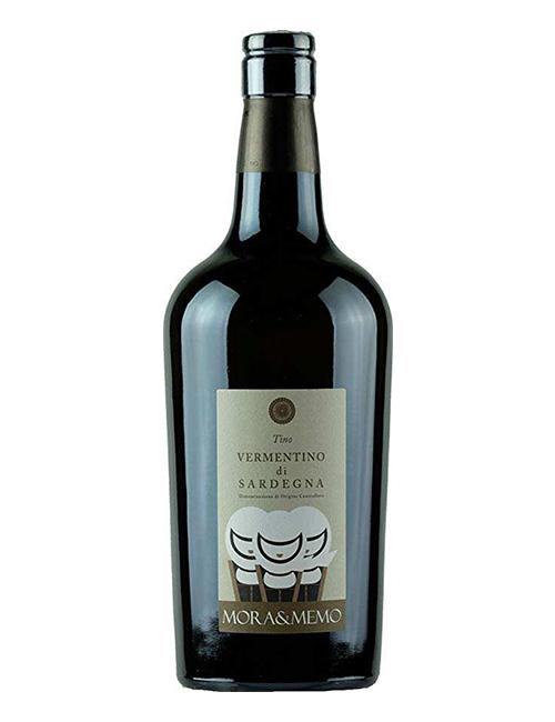 Vino - *MORA&MEMO VERMENTINODI SARDEGNA 075 DOC TINO '18