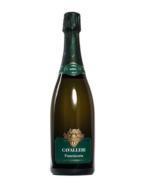 Vino - *CAVALLERI FRANCIAC.DOCG SATEN BRUT '15 075 SB.'19  CHARDON. 33M