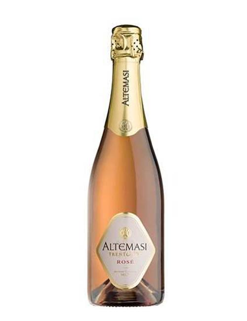 Vino - ALTEMASI ROSE' BRUT 075 TRENTO DOC SB.19