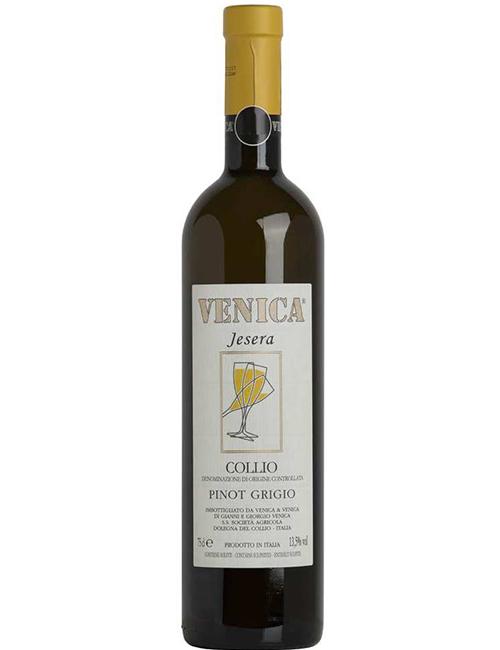 Vino - VENICA JESERA PINOT GR. 075 DOC '18