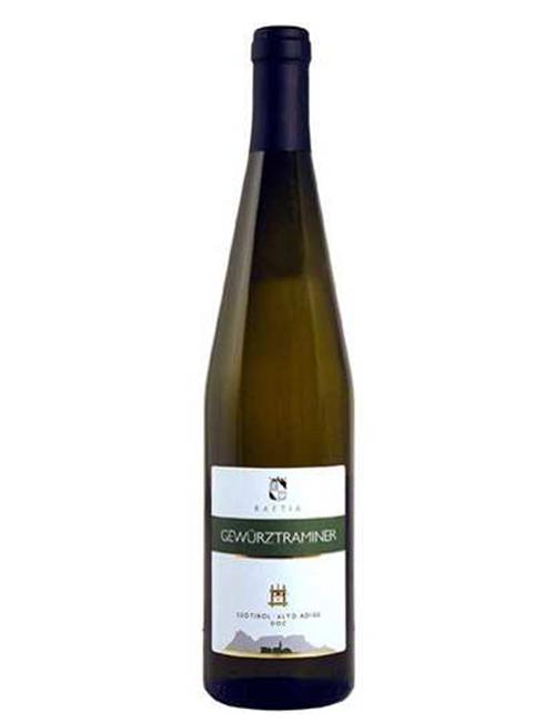 Vino - RAETIA GEWURZTRAM. SUDT. 075 DOC '18