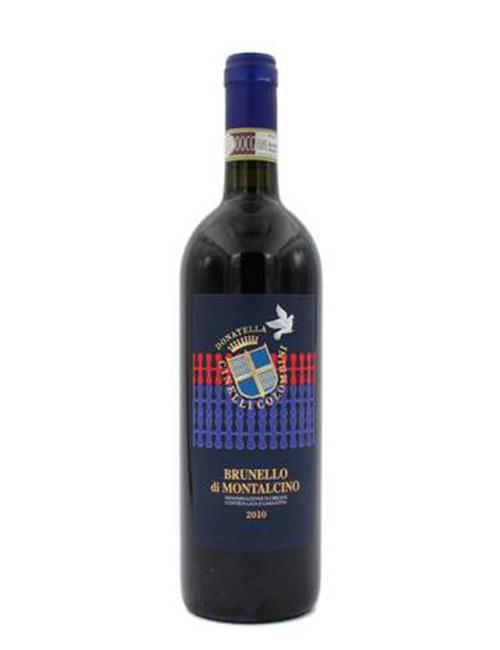 Vino - CINELLI ROSSO DI MONTALCINO DOC '17 075 CASATO PRIME DONNE