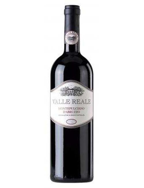 Vino - VALLE REALE MONTEPULCIANO D'ABR.DOC '18 075