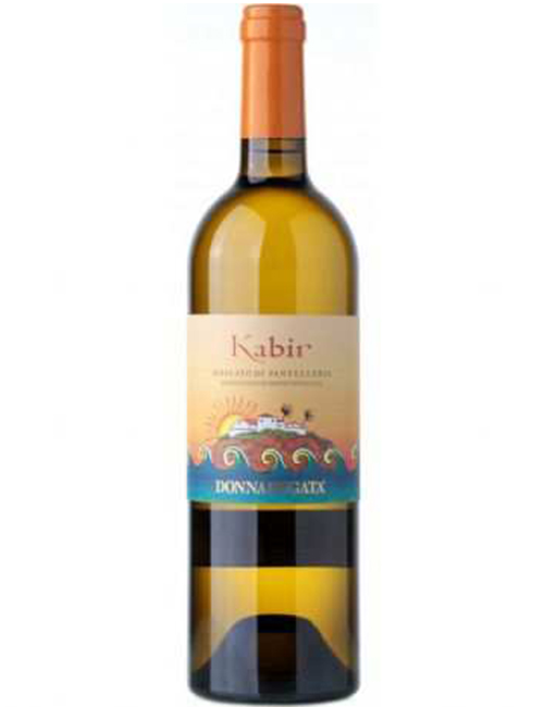 Vino - DONNAFUG.KABIR MOSCATO DI PANTELLER.DOC 075 '18