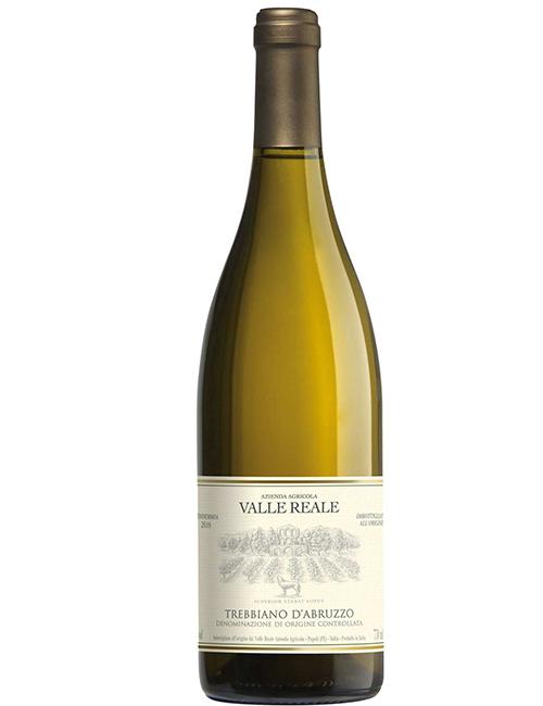 Vino - VALLE REALE TREBBIANOABRUZZO DOC'18 075