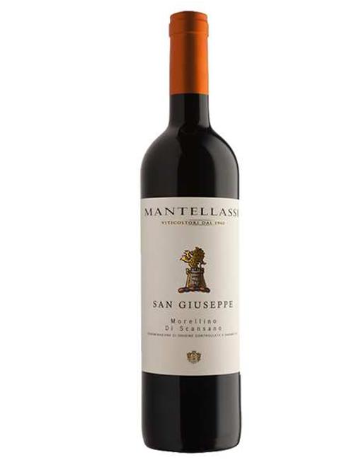Vino - MANTELLASSI S.GIUSEPPE DOCG MORELLINO 075 '17