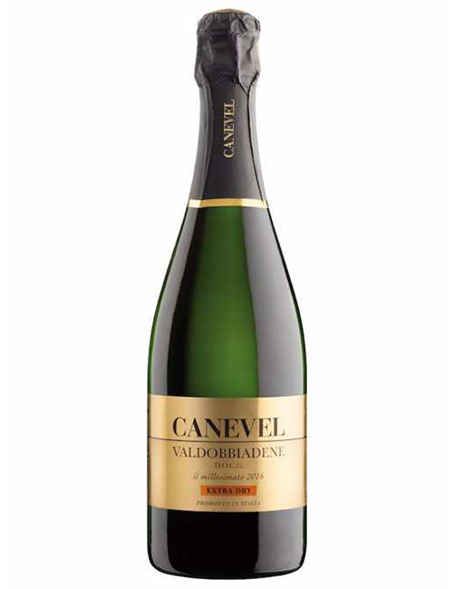 Vino - CANEVEL PROSECCO SUP.VALDO DOCG 075 MILLESSIMATO '18 EXTRA DRY