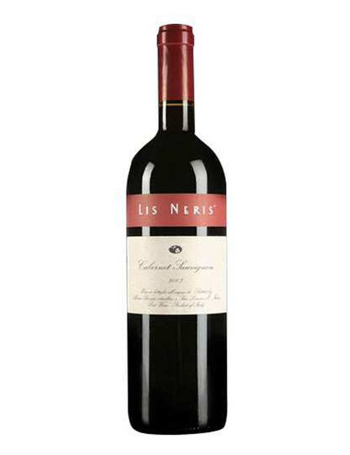 Vino - LIS NERIS CABERNET SAUVIGNON '17 0375 VENEZIA GIULIA IGT