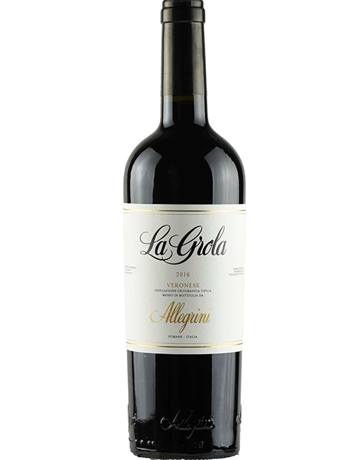 Vino - ALLEGRINI LA GROLA 075 IGT '16