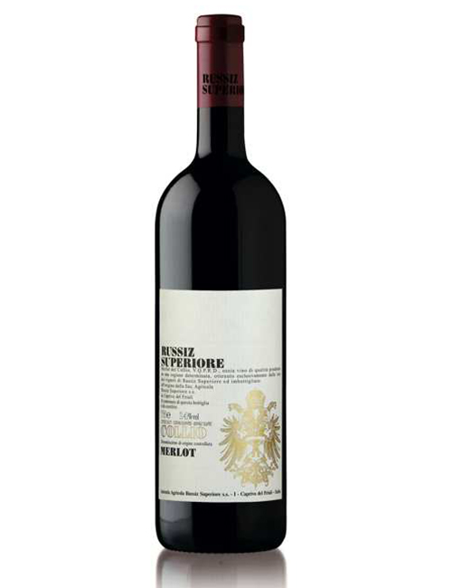 Vino - RUSSIZ SUP.MERLOT COLLIO DOC 075 '16