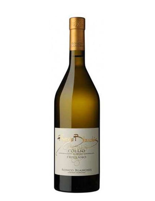 Vino - RONCO BLANCHIS FRIULANO DOC COLLIO '18 075