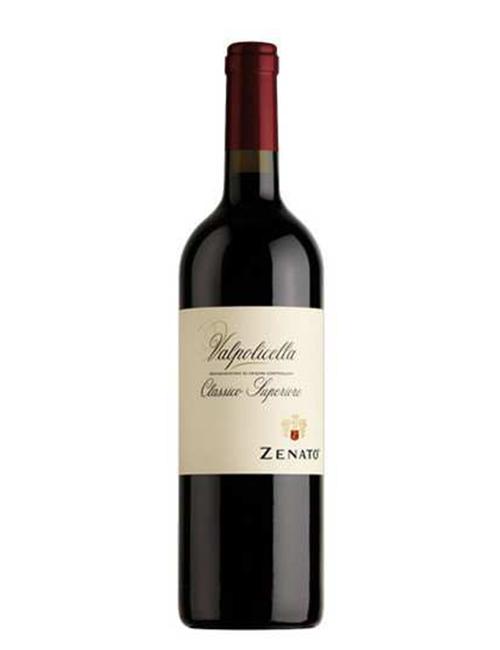 Vino - ZENATO VALPOLICELLA CLASS.SUP. DOC '17 075