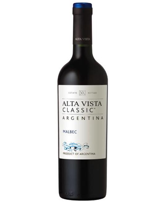 Vino - MALBEC CLASSIC ALTA VISTA 075 DOC '18