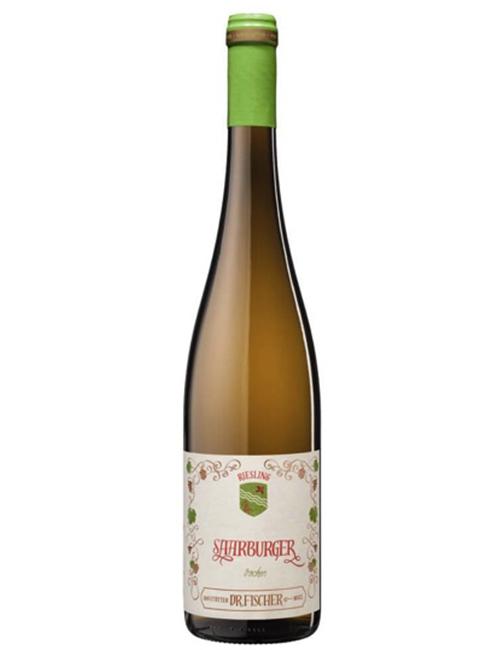 Vino - DR.FISCHER RIESLING TROCKEN '18 075 SAARBURGER
