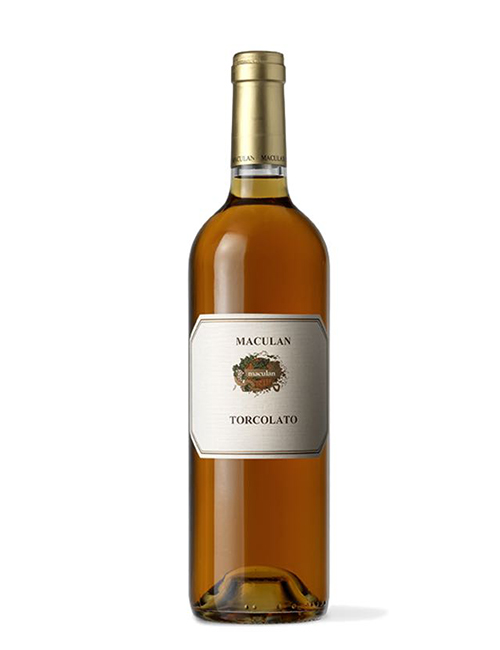 Vino - MACULAN BREGANZE TORCOLATO DOC '15 0375 PASSITO VESPAIOLA