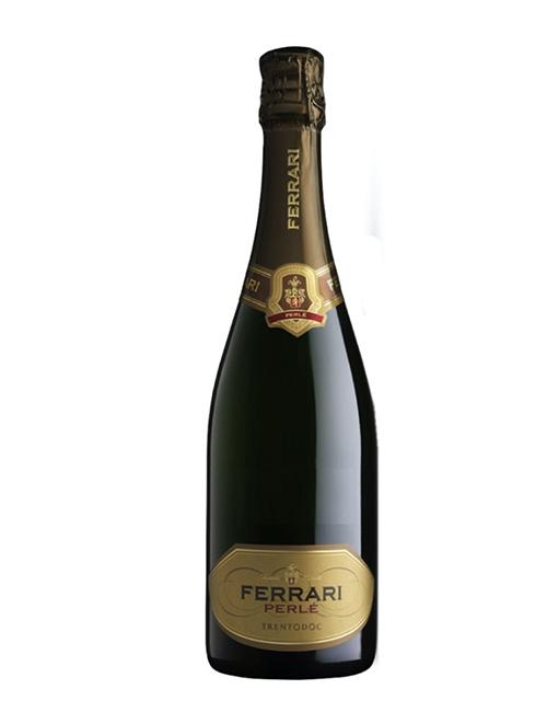 Vino - FERRARI PERLE' TRENTO DOC '14 075 SB.'19 CHARDONNAY 5AN