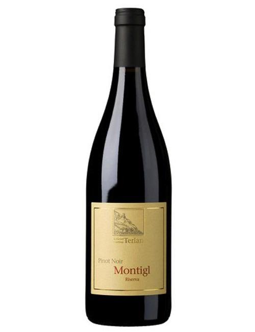 Vino - TERLANO PINOT NERO MONTICOL ALTO AD.DOC 075 '17