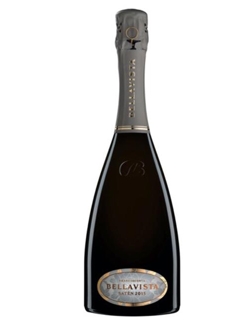 Vino - BELLAVISTA FRANCIAC.DOCG SATEN BRUT '15 075 SB.'19  CHARDONNAY 4AN.