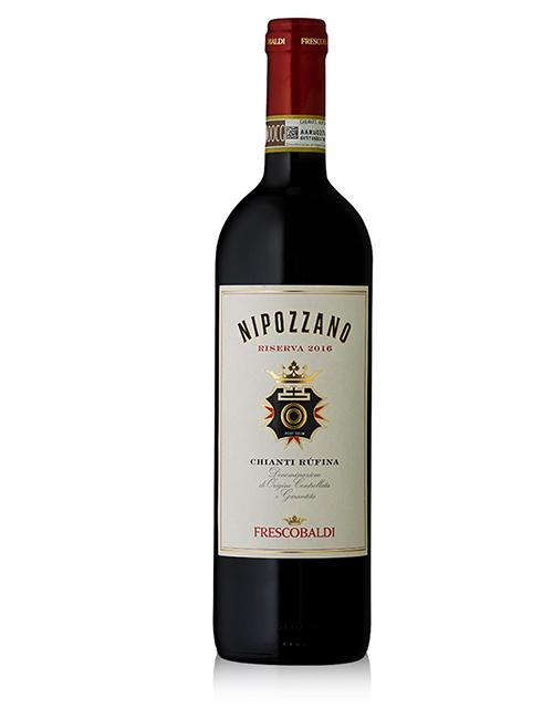 Vino - FRESCOBALDI NIPOZZANO RIS.075 DOCG '16