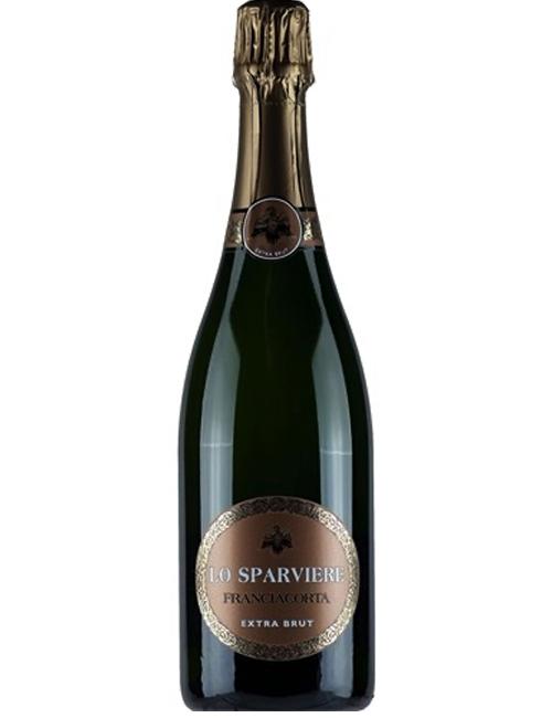 Vino - LO SPARVIERE FRANCIAC.DOCG EXTRA B.075 CHARD 24M SB19