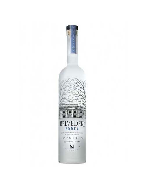 BELVEDERE VODKA 070