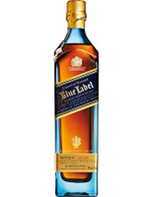 JOHNNIE WALKER BLUE LABEL WHISKY 070