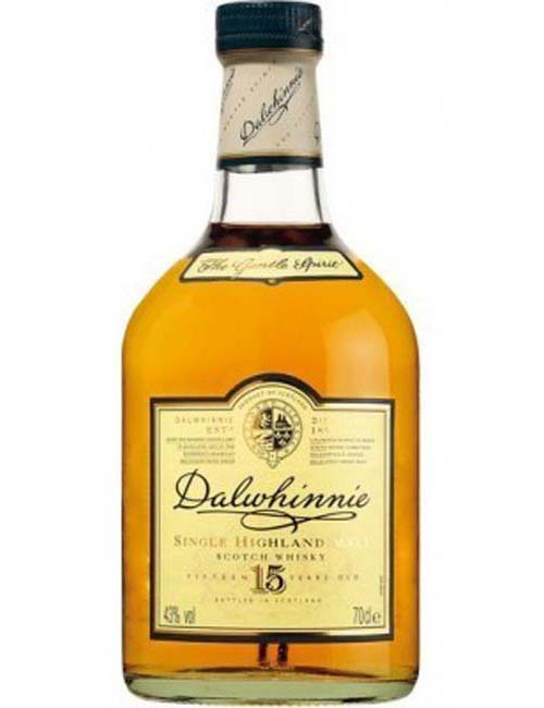 DALWHINNIE SCOTCH WHISKY 070