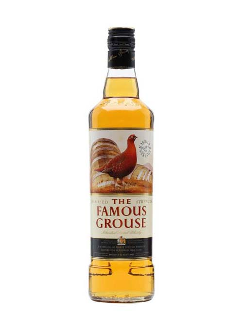 FAMOUS GROUSE WHISKY 070