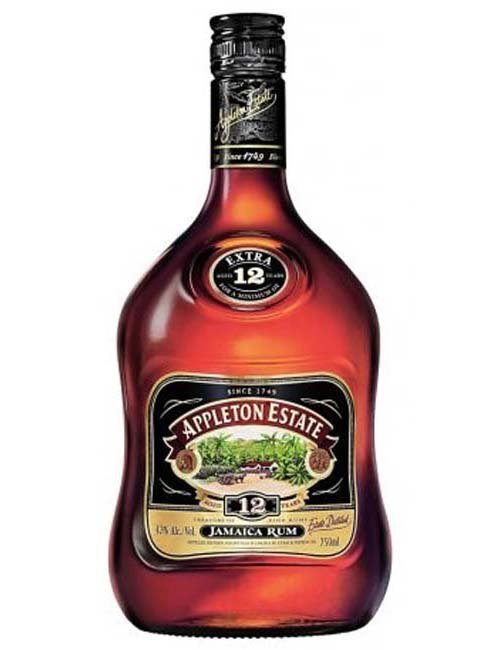 APPLETON ESTATE RUM 12Y 070