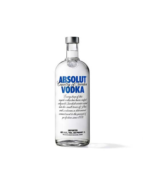 ABSOLUT VODKA 070