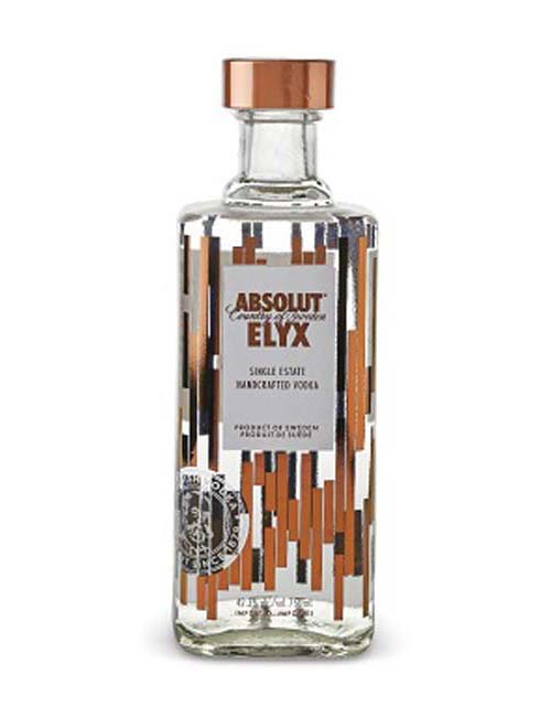 ABSOLUT VODKA ELYX 070