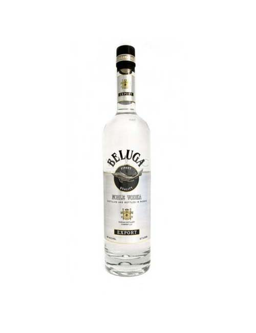 BELUGA VODKA 100