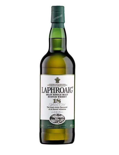 LAPHORAIG 18Y SCOTCH WHISKY 070