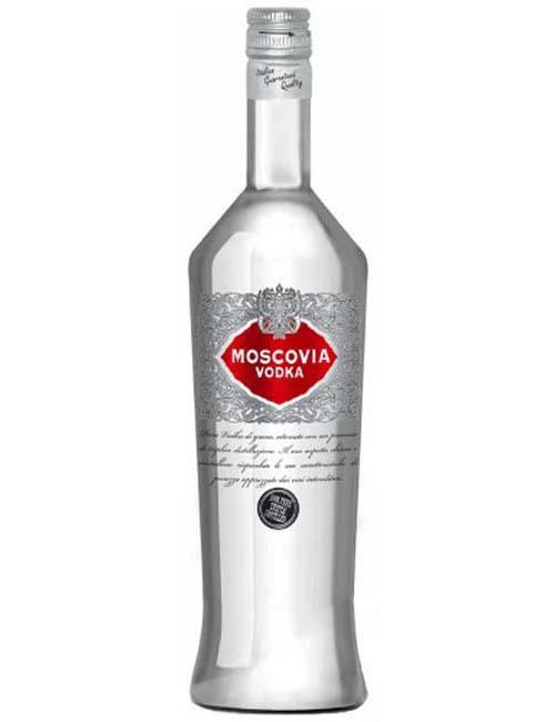 MOSCOVIA VODKA 100