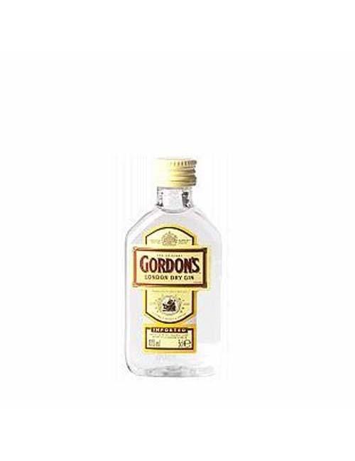 GORDON'S GIN MIGNON X 12 005