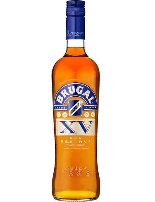 BRUGAL RON XV  070