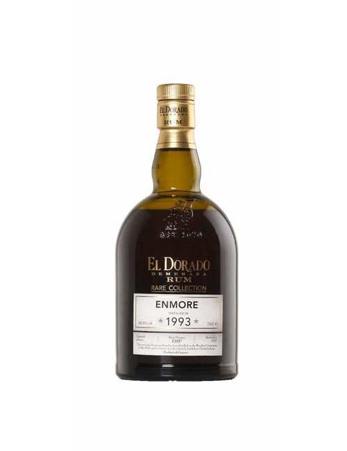 EL DORADO RUM ENMORE 1993  070 RARE COLLECTION DEMERARA