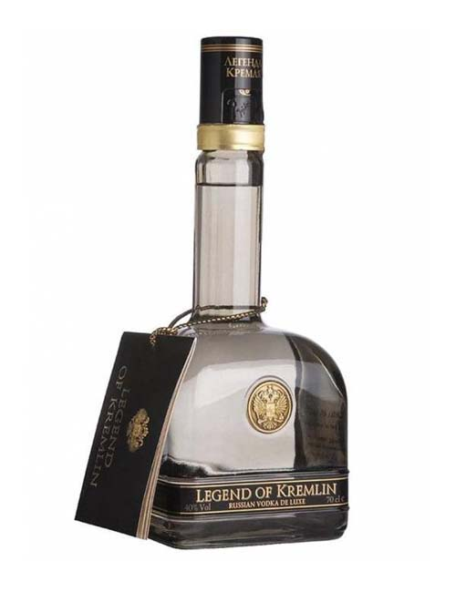 LEGEND OF KREMLIN VODKA 070
