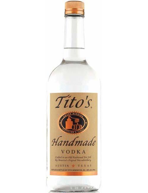 TITO'S HANDMADE VODKA 070