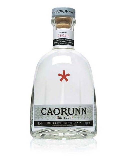 CAORUNN GIN SMALL BATCH SCOTTISH 070