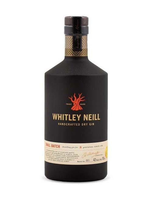 WHITLEY NEILL HANDCRAFTED DRY GIN 070