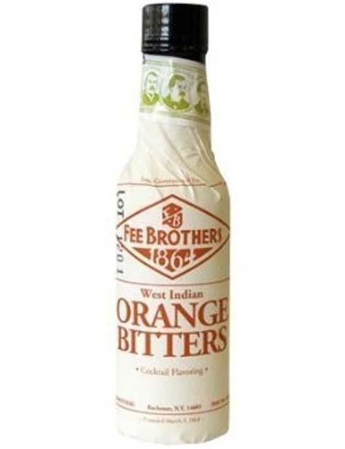 FEE BROTHERS 1864 ORANGE BITTERS 015
